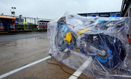 Gp Gran Bretagna: ancora pioggia, gara cancellata