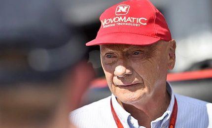 Niki Lauda in condizioni stabili dopo trapianto polmoni