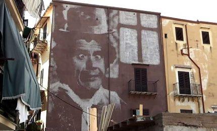 A Palermo cinque nuovi murales per rilanciare Ballarò con l'arte