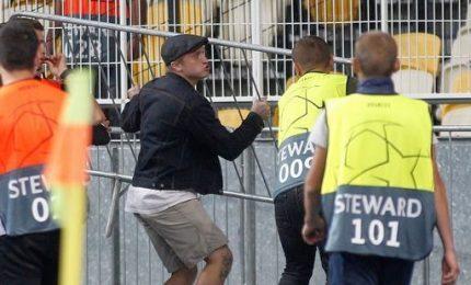 Calcio: rissa a Kiev tra tifosi Dinamo e Ajax, 9 arresti