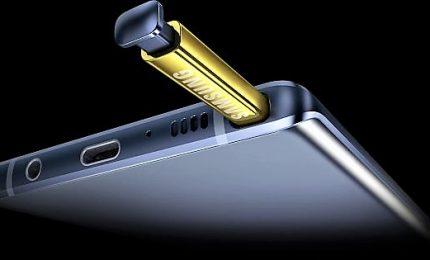 Tutte le novità di Samsung: lancia il Galaxy Note9