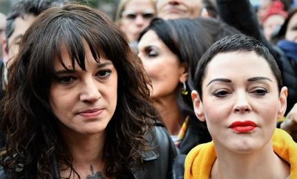 """Asia Argento accetta scuse McGowan: """"Intanto ho perso X Factor"""""""