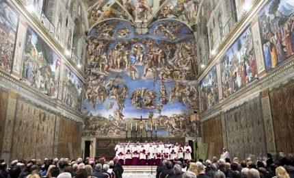 Papa autorizza indagine economica su coro Sistina
