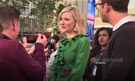 """Cate Blanchett a Londra per """"Il Mistero della Casa del Tempo"""""""