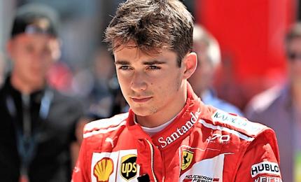 Leclerc, tra 5 anni? In Ferrari e campione del mondo
