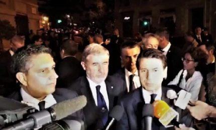 Vertice Conte-Toti-Bucci a Genova: martedì varo definitivo dl, entro 2019 ponte realizzato
