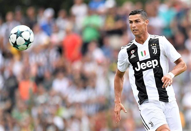 Juventus, Ronaldo a parte nella seduta di Ferragosto