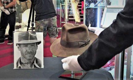 Dalla giacca di Han Solo al cappello di Indy, cine-asta a Londra