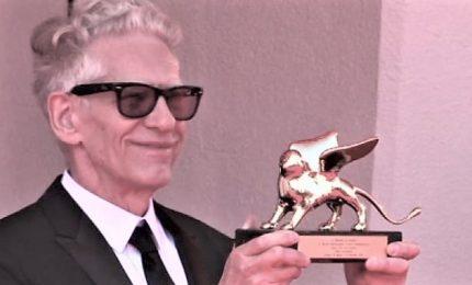 Venezia 75, David Cronenberg riceve il Leone d'Oro alla carriera
