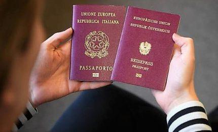 Alto Adige, doppio passaporto come 'bomba a orologeria'