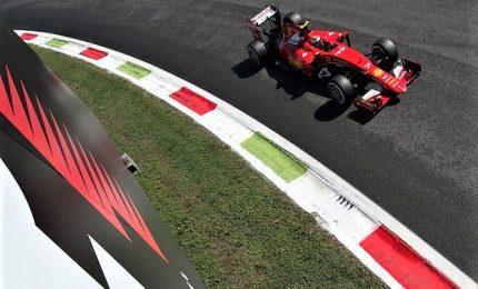 F1, il Gran premio d'Italia visto dalle Frecce Tricolori