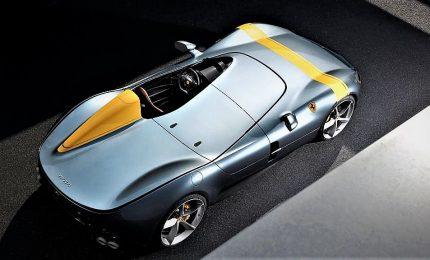 Ferrari lancia la Monza Sp, la macchina più potente di sempre