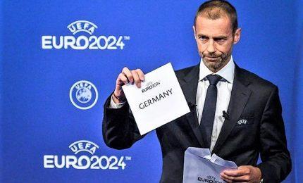 Europei 2024 si terranno in Germania, battuta la Turchia