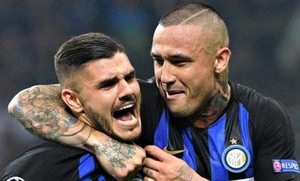 Icardi salva Inter, col 'cucchiaio' manda ko Udinese
