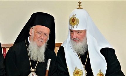 Chiesa Mosca, a rischio status primus Costantinopoli