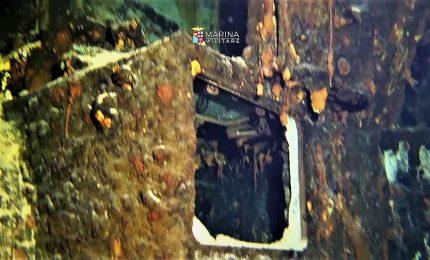 Il relitto della corazzata Roma, la nave affondata 75 anni fa a Nord della Sardegna