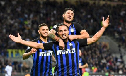 Inter non si ferma, Icardi stende la Fiorentina