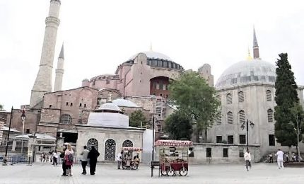 Istanbul, respinta richiesta: no a Santa Sofia luogo preghiera
