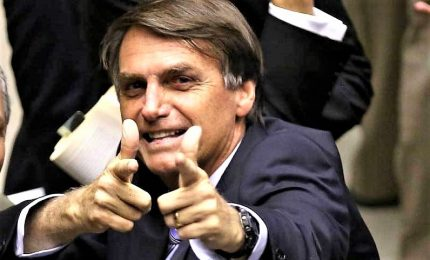 Bolsonaro, con mia vittoria estradizione Battisti immediata