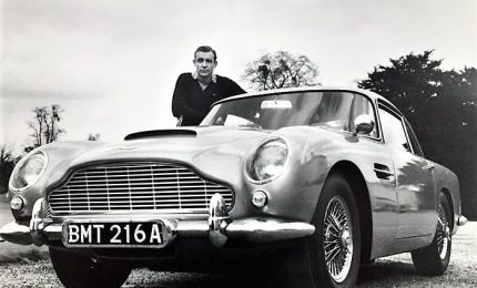 Aston Martin romba in Borsa, l'auto di James Bond si quota