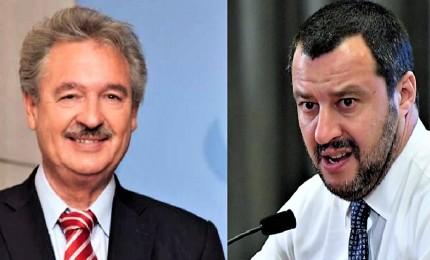 """Asselborn attacca Salvini: fascista. Il vice premier: """"Ha problemi"""""""