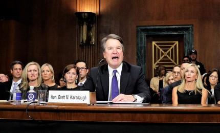 Kavanaugh alla Corte Suprema, voto Commissione Senato dice sì