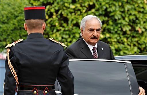 Haftar pronto a marciare su Tripoli . E accusa l'Italia perché protegge i capi delle milizie
