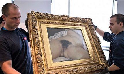 """Scoperto il nome della modella dell'""""Origine du Monde"""" di Courbet"""