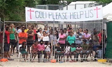 Nauru, i migranti approdano anche sull'isola più piccola del mondo