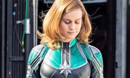 """Il trailer italiano di """"Captain Marvel"""", la prima supereroina"""
