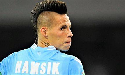 Napoli saluta Hamsik ma vede meno lontana la Juve