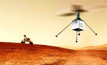 Un elicottero su Marte, verrà lanciato con la missione Mars2020