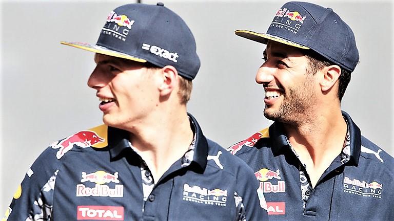 Prima sessione di libere, comandano le due Red Bull
