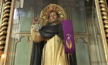 Napoli, furto sacrilego nella basilica del rione Sanità