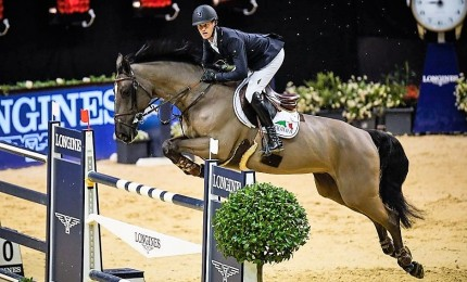 Longines Global Champions Tour, trionfa Niels Bruynseels