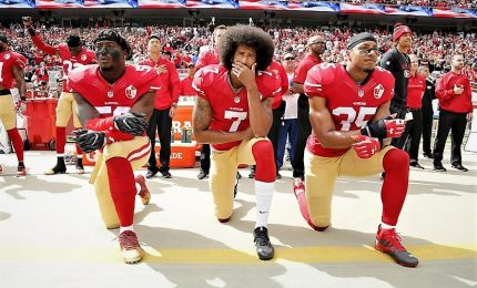 "Nike sfida Trump, Colin Kaepernick per il nuovo spot ""Just Do It"""