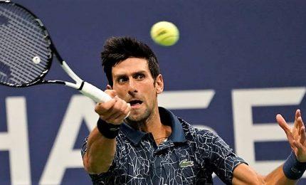 Us Open, Djokovic ai quarti ora aspetta Federer