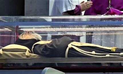 Padre Pio, San Giovanni Rotondo ricorda il centenario della comparsa delle stimmate i 50 anni dalla morte