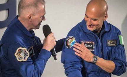 """Parmitano presenta """"Beyond"""", la sua nuova missione spaziale"""