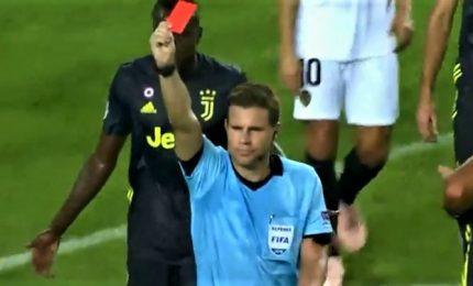 Ronaldo rosso e lacrime, Pjanic premia la Juve in 10