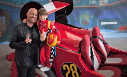 L'auto di Topolino diventa reale per la nuova serie Tv DisneyJr