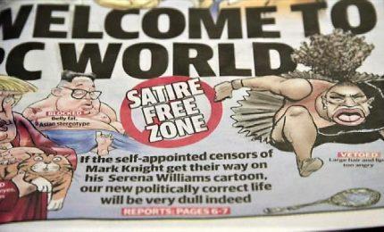 Bufera Serena Williams: il razzismo e la vignetta in Australia