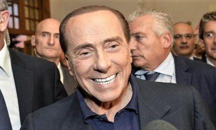 """Berlusconi pronto a candidatura alle Europee. E lancia il """"manifesto della libertà"""""""