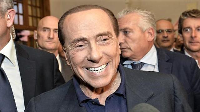 Berlusconi: Berlusconi: coglioni? Ho esagerato, ma lo penso