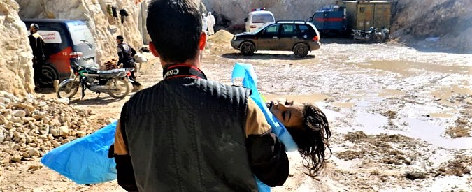 Nessun cessate il fuoco a Idlib. Ripresi raid aerei, decine di morti tra cui bambini