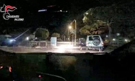 Spettacolare inseguimento a Palermo, ladro in manette