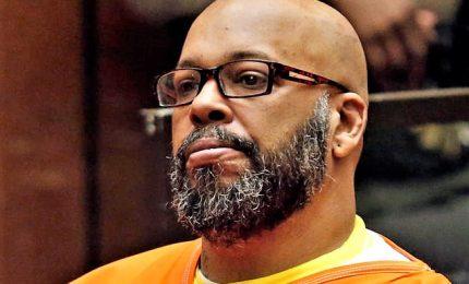 Condannato a 28 anni per omicidio l'ex re del rap Suge Knight