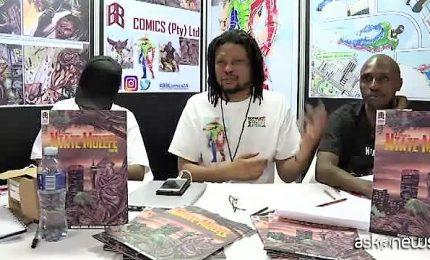 Supereroi africani alla ribalta, il primo Comic Con Africa