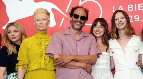 """Venezia 75, Luca Guadagnino: """"Suspiria un film su donne potenti"""""""