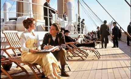 """Vent'anni dopo torna nelle sale """"Titanic"""", solo 8-9-10 ottobre"""
